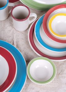 Hotel Ceramic Dinnerware Set pictures & photos