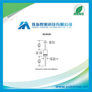 Ultrafast Switching Rectifier Electronic Component Diode pictures & photos