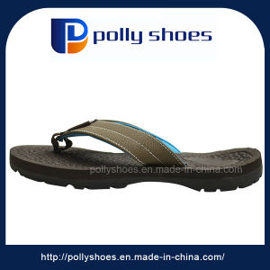 New Arrival Canvas Upper Slipper Sandal Buy Online pictures & photos
