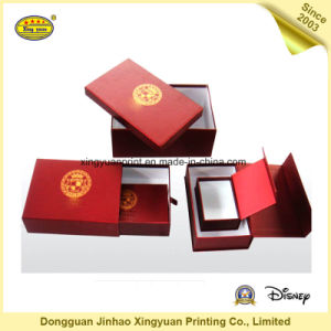 Four Color Jewelry Box/Packaging Box/Rigid Box