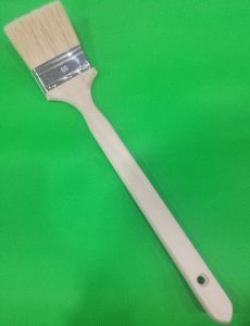 White Bristle Mix Solid Tarpered Filaments Radiator Paint Brush pictures & photos