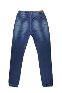 Men′s Knit Leisure Wholesale Denim Jeans (MY -007) pictures & photos