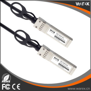 Cisco SFP-H10GB-ACU5M Compatible 10GBASE-CU SFP+ to SFP+ Direct Attach Copper Cable 5M pictures & photos