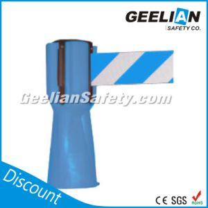 3meter Cone-Top Retractable Belt Topper&Retractable Belt Stanchion pictures & photos