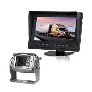 7 Inch Digital Car Rear View Backup LCD Screen Monitor with Removable Sun Shade pictures & photos
