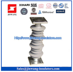 35kv Composite Post Insulators/ Polymeric Pillar Insulators pictures & photos