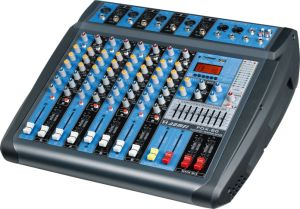 Special New Design Powered Mixer Fox60 Series Professional Amplifier pictures & photos