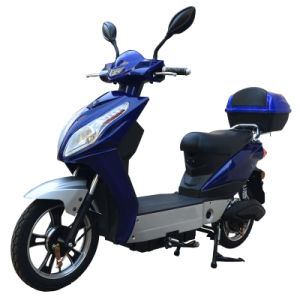 Adults 60V 20ah 800W Electric Motorcycle (AM-Li Ao) pictures & photos