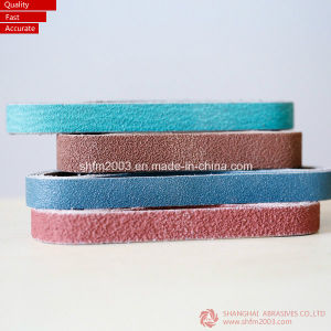 Zirconia Sanding Belts Slitting Machine pictures & photos