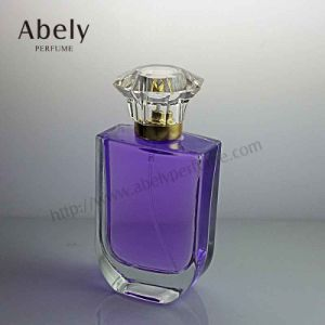 Abely Factory French Designer Glass Perfume Bottle for Adult pictures & photos