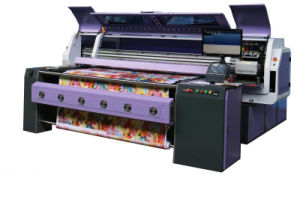 Industrial Digital Textile Printing Machine pictures & photos