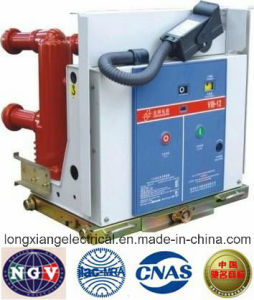 Indoor 12kv Vacuum Circuit Breaker with ISO9001 pictures & photos