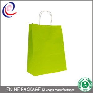 2017 Luxury Paper Carrier Bag Wholesale Paper Bags with Handle pictures & photos