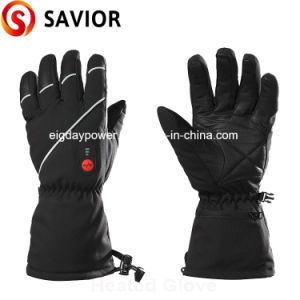 Intelligent Three Level Heating Rechargeable Lithium Polyer Battery Heated Glove(Unisex) pictures & photos