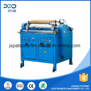 Manual Stretch Wrap Film Rewinding Machine pictures & photos