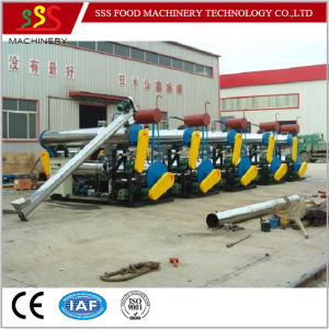 Customized Heating Method Small Fish Meal Line