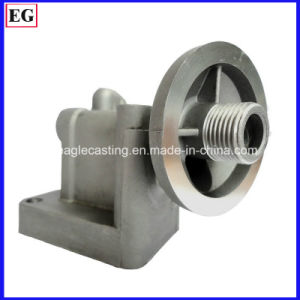 Ts16949 Passed Custom Made Die Casting Filter Fixed Parts pictures & photos