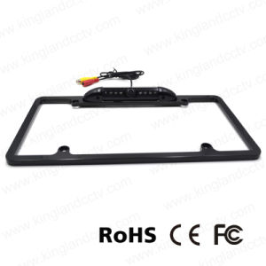 USA Licence Number Plate Frame Rear View Camera