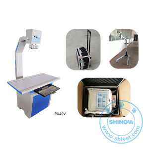 Portable High-Frequency Veterinary X-ray Machine (PX40V) pictures & photos
