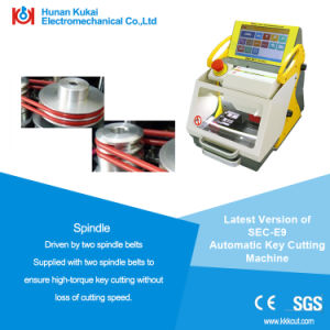 Portale Key Cutting Machine and High Accuracy Laser Key Cutting Machine with Free Software Updated pictures & photos