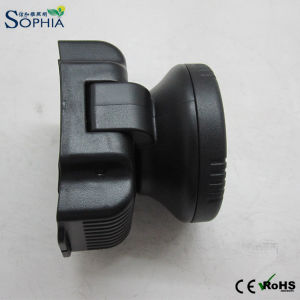 5W CREE LED Headlamp Waterproof Design Lasts 26 Hours pictures & photos