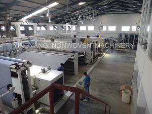 Geotextile Production Line pictures & photos