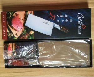 Cast Steel Chinese Chef Knife/Chinese Chopping Knife pictures & photos