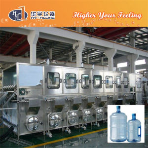 Automatic 5 Gallon Barrel Mineral Water Filling System pictures & photos