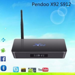 2016 Best Sell Internet TV Settop Box Amlogic S912 Octa-Core pictures & photos