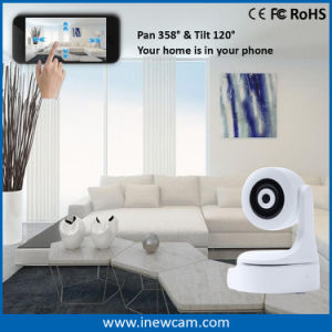 Wireless 720p Pan Tilt Network Security CCTV IP Night Vision WiFi Webcam Camera pictures & photos