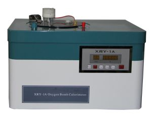 Xry-1A Digital Display Oxygen Bomb Calorimeter pictures & photos