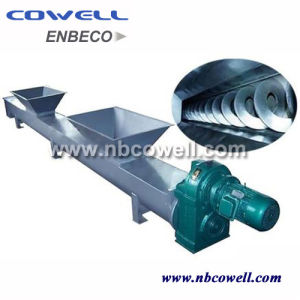 Customize Hooper Small Spiral Screw Conveyor