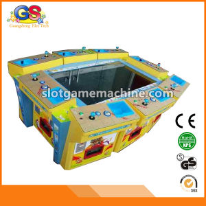 Treasure Multi Table 3D Arcade Virtual Reality Fishing Coin Game Machine Ocean King Fish Hunter for Adult pictures & photos