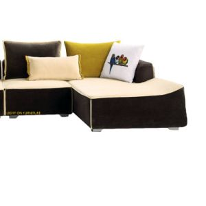 Hot Sell Furniture Modern Design Living Room Fabric Sofa (F863) pictures & photos