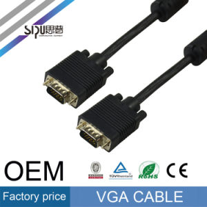 Sipu Wholesale High Quality 3+4 VGA Video Cable for Computer pictures & photos