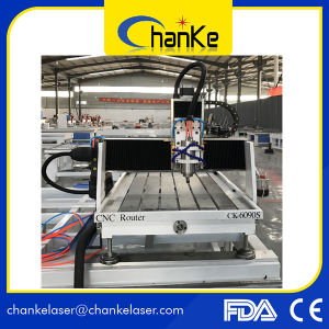 Ck6090 China Desktop CNC Router Machine for Aluminum Copper Wood pictures & photos