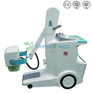 16kw Medical Mobile Digital X-ray Machine pictures & photos