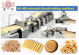 Kh-600 Hard Biscuit Machine Manufacturer pictures & photos