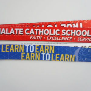 Customized Heat Transfer Printed Lanyards with Clip pictures & photos