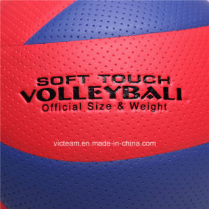 High Grade Wearproof Laminated Practice Volleyball pictures & photos