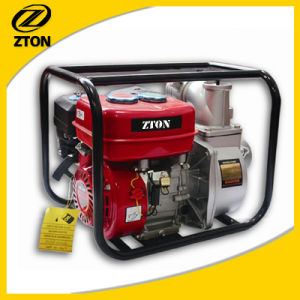 2/3 Inch Centrifugal Gasoline/ Kerosene Water Pump (ZTON) pictures & photos