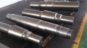 SAE 4140 Forged Steel Crankshaft pictures & photos