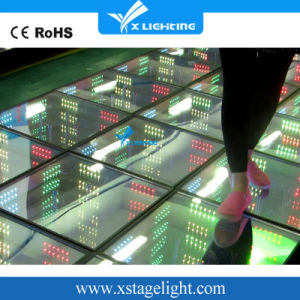 2016 KTV Bar Party Colorful 3D RGB LED Dance Floor pictures & photos