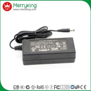 Level VI Desktop Single Output 12V5a Laptop AC Adapter pictures & photos