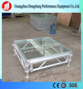 Hot Sale Aluminum Glass Stage Lighting Truss for Events pictures & photos