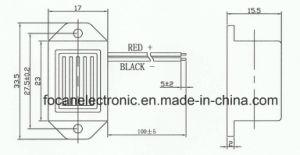 23*17*15mm Mechanical Piezo Buzzer (FCB-2315) pictures & photos
