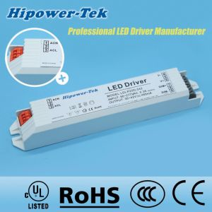 20W Constant Current Plastic Case Dimmable Power Supply LED Driver pictures & photos