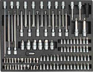 Best European Selling 249PCS Trolley Tool Set (FY249A) pictures & photos