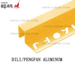 Aluminum Trimming Angle Self-Adhesive Flooring Accessories Laminate Flooring Edge pictures & photos