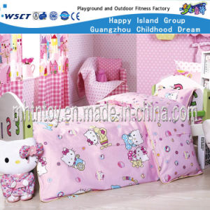 Children Furniture Hello Kitty Wooden Bed Set (HF-07501) pictures & photos